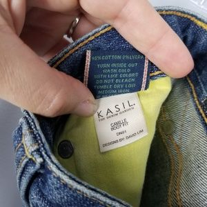 Kasil Jeans - Kasil Camille Boot Fit Jeans